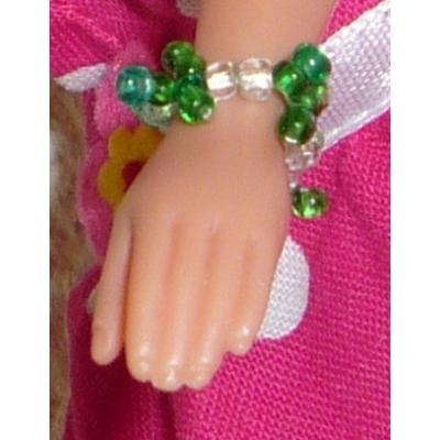 Groen armbandje