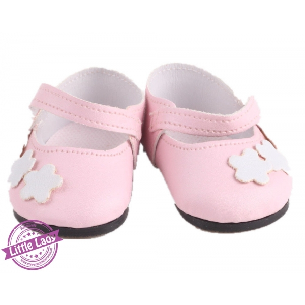 Roze schoentjes