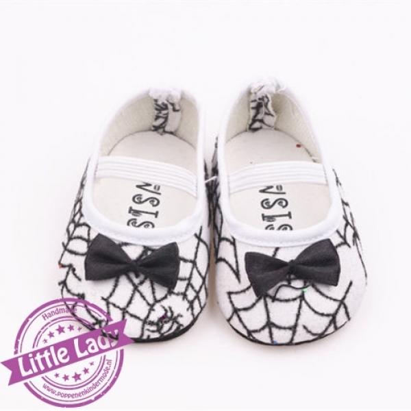 Zwart/wit ballerina`s