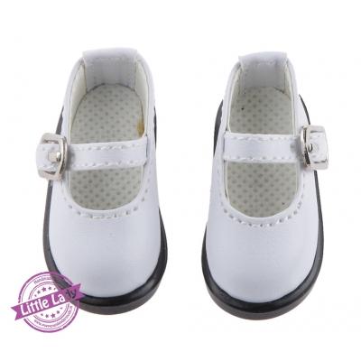 Witte schoentjes