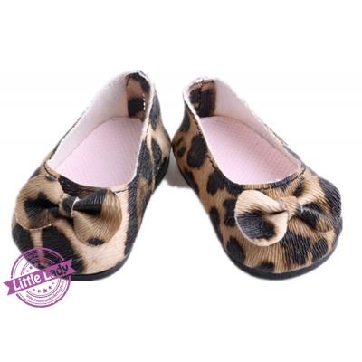 Luipaard schoentjes