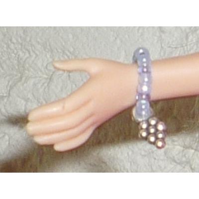 Armband met bedeltje